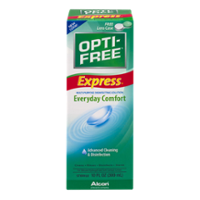Alcon Opti-Free Express Lasting Comfort Multi-Purpose Solution 10oz BTL