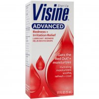 Visine Advanced Relief Eye Drops .5oz BTL