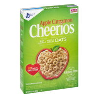 General Mills Apple Cinnamon Cheerios 12.9oz Box