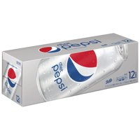 Pepsi Diet 12 Pack of 12oz Cans