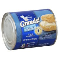 Pillsbury Grands Homestyle Buttermilk Biscuits 5CT 10.2oz PKG