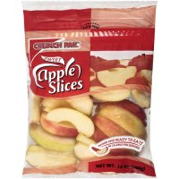 Crunchpak Fresh Sliced Apples Sweet 14oz Bag