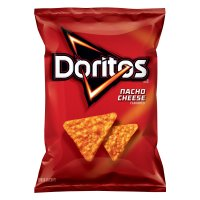Doritos Tortilla Chips Nacho Cheese 11oz Bag