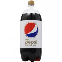 Pepsi Diet Caffeine Free 2LTR Bottle product image