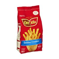 Ore-Ida Golden Crinkle Cut Fries 32oz Bag