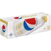 Pepsi Diet Caffeine Free 12 Pack of 12oz Cans