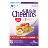 General Mills Cheerios MultiGrain Cereal 12oz Box product image
