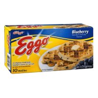 Eggo Waffles Blueberry 10CT 12.3oz Box