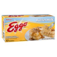 Eggo Waffles Buttermilk 10CT 12.3oz Box