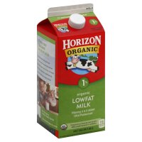 Horizon Organic 1% Low Fat Milk 64oz CTN