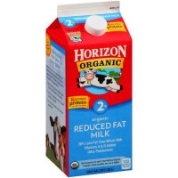 Horizon Organic 2% Reduced Fat Milk 64oz. CTN