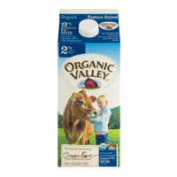 Organic Valley 2% Reduced Fat Milk 64oz CTN product image