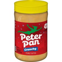 Peter Pan Crunchy Peanut Butter 16.3oz Jar product image