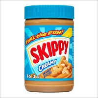 Skippy Creamy Peanut Butter 16.3oz Jar