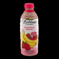 Bolthouse Farms Juice Fruit Smoothie Strawberry Banana 32oz BTL