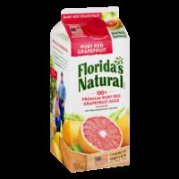 Florida's Natural Ruby Red Grapefruit Juice 59oz CTN product image