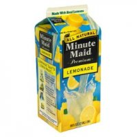 Minute Maid Premium Lemonade 59oz CTN
