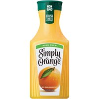 Simply Orange Grove Made Orange Juice High Pulp 59oz BTL
