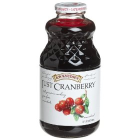 RW Knudsen Just Cranberry Juice 100% Natural Unsweetened 32oz BTL product image