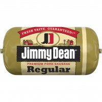 Jimmy Dean Sausage Regular Flavor 16oz PKG