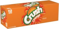 Orange Crush Soda 12PK of 12oz Cans