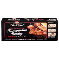 Hormel Bacon Microwave Ready Original 16CT 12oz PKG