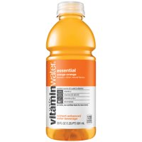 Glaceau Vitamin Water Essential Orange-Orange C Plus Calcium 20oz