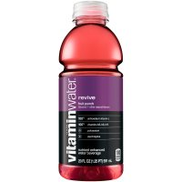 Glaceau Vitamin Water Revive Fruit Punch 20 oz