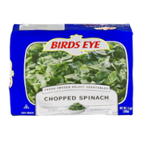 Birds Eye Chopped Spinach 10oz PKG