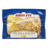 Birds Eye Baby Gold & White Corn 16oz Bag product image