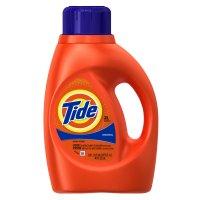 Tide Liquid Laundry Detergent Original 40oz 2x BTL product image