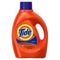 Tide Liquid Laundry Detergent Original 100 oz 2x BTL
