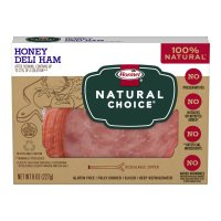 Hormel Natural Choice Deli Ham Honey 8oz PKG product image