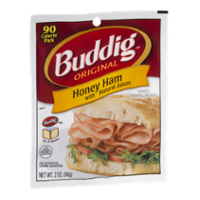 Buddig Honey Ham 2oz PKG