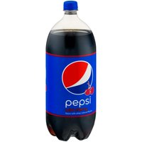 Pepsi Wild Cherry 2LTR Bottle