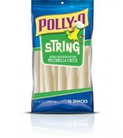 Kraft Polly-O String Cheese Mozzarella 12CT 12oz PKG