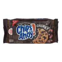 Nabisco Chips Ahoy Chunky Chocolate Chip Cookies 11.75oz PKG