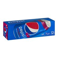 Pepsi Wild Cherry 12 Pack of 12oz Cans