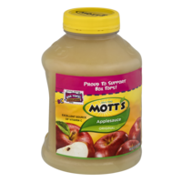 Mott's Applesauce 48oz Jar