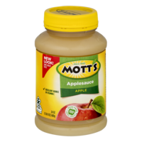 Mott's Applesauce 24oz Jar