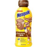 Nestle Nesquik Chocolate Milk 14oz BTL
