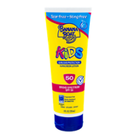 Banana Boat Sunblock Kids Waterproof Lotion Max SPF 50 8oz Tube product image