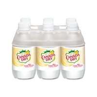 Canada Dry Tonic Water Diet 6PK of 10oz BTLS