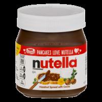 Nutella Spread Hazelnut with Skim Milk and Cocoa 13oz Jar product image