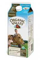 Organic Valley 2% Reduced Fat Chocolate Milk 64oz CTN