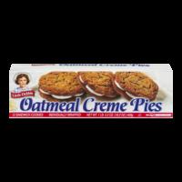 Little Debbie Oatmeal Creme Pies 12CT 16.2oz Box
