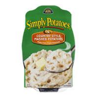 Simply Potatoes Country style Mashed 24oz PKG