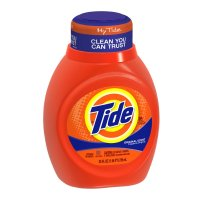 Tide Liquid Laundry Detergent Original 25oz 2x BTL