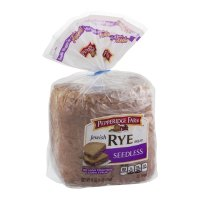 Pepperidge Farm Jewish Rye Seedless Bread 16oz PKG