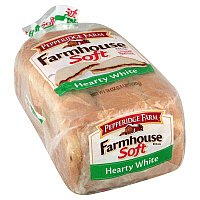Pepperidge Farm Soft Farmhouse Bread Hearty White 24oz PKG